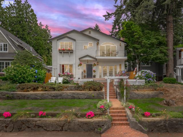 418 Northshore Rd, Lake Oswego, OR 97034 (MLS #18052582) :: Matin Real Estate