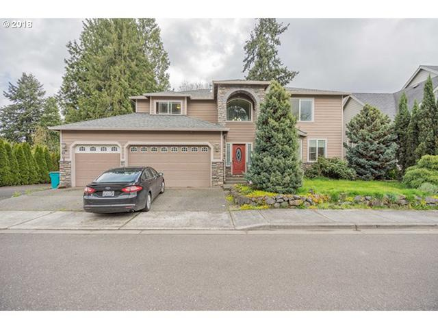 6915 NE 50TH Ave, Vancouver, WA 98661 (MLS #18052592) :: The Dale Chumbley Group