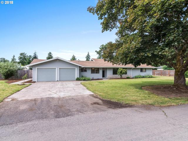 10516 NE 187TH St, Battle Ground, WA 98604 (MLS #18052796) :: Portland Lifestyle Team