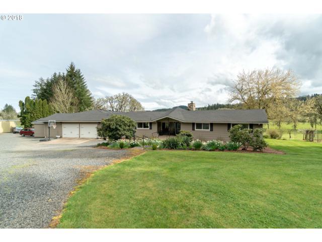 84387 Gaupp Ln, Pleasant Hill, OR 97455 (MLS #18052824) :: R&R Properties of Eugene LLC