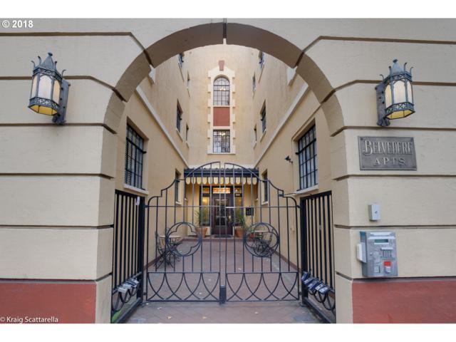 2829 SE Belmont St #305, Portland, OR 97214 (MLS #18053189) :: Townsend Jarvis Group Real Estate