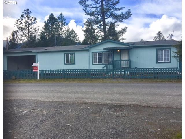 76382 Klohn St, Oakridge, OR 97463 (MLS #18053438) :: Song Real Estate