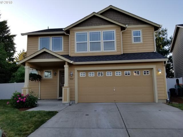 5002 NE 61ST St, Vancouver, WA 98661 (MLS #18053953) :: The Sadle Home Selling Team