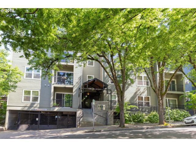 1441 SW Clay St, Portland, OR 97201 (MLS #18054411) :: Harpole Homes Oregon