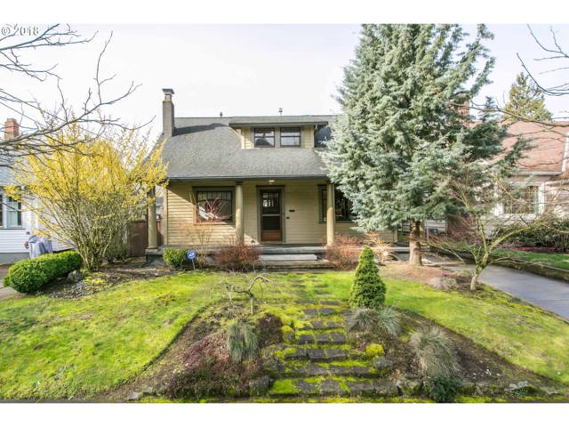 41 NE 43RD Ave, Portland, OR 97213 (MLS #18054434) :: Hatch Homes Group