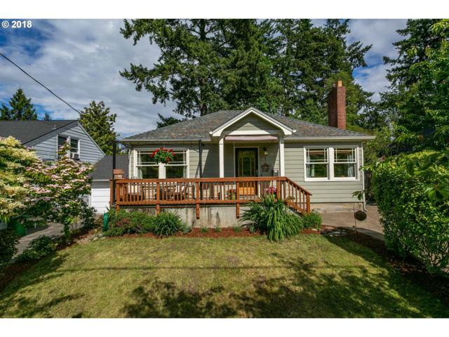 4142 NE 78TH Ave, Portland, OR 97218 (MLS #18054708) :: Portland Lifestyle Team