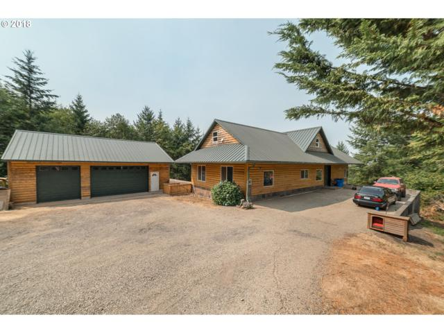 13504 NE 240TH Ave, Brush Prairie, WA 98606 (MLS #18054774) :: The Dale Chumbley Group