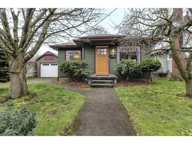 3424 NE Halsey St, Portland, OR 97232 (MLS #18055061) :: Next Home Realty Connection