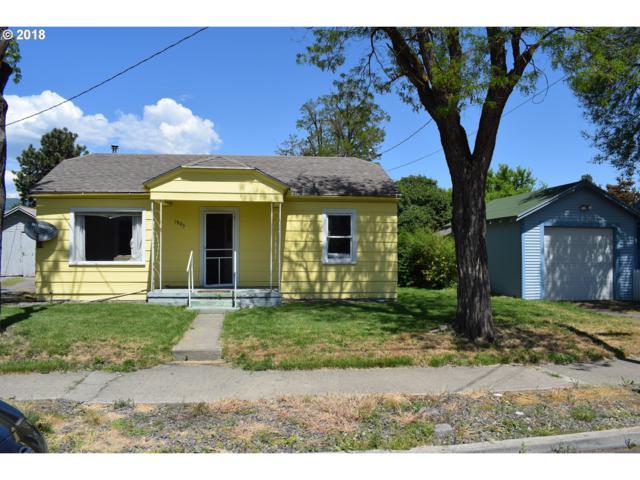 1903 O Ave, La Grande, OR 97850 (MLS #18055718) :: The Sadle Home Selling Team