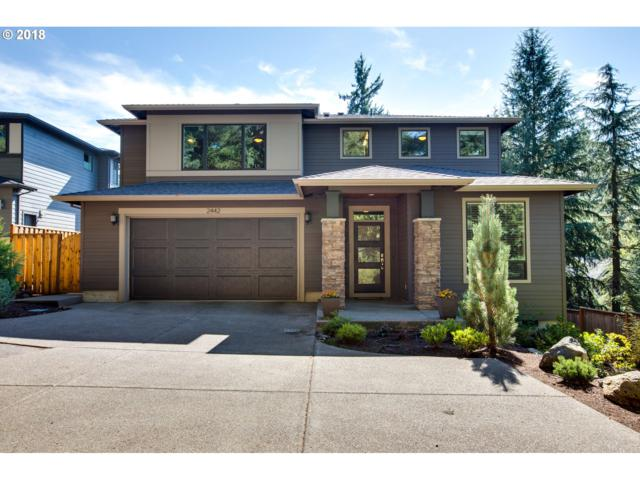2442 Crestview Dr, West Linn, OR 97068 (MLS #18055929) :: Fox Real Estate Group