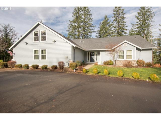 8301 Buffalo Ln, Grand Ronde, OR 97347 (MLS #18056195) :: Premiere Property Group LLC