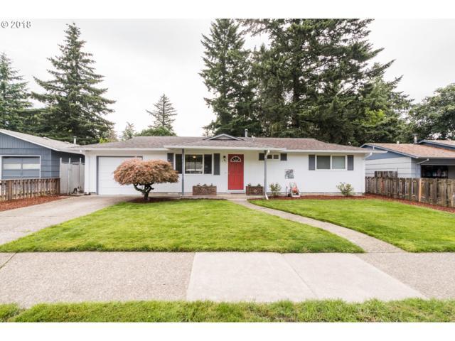 1418 SE 143RD Pl, Portland, OR 97233 (MLS #18056735) :: TLK Group Properties