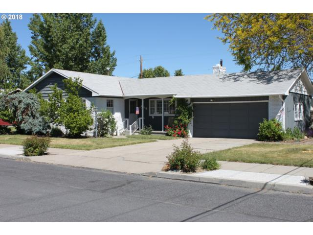 800 Park St, Baker City, OR 97814 (MLS #18056944) :: Keller Williams Realty Umpqua Valley