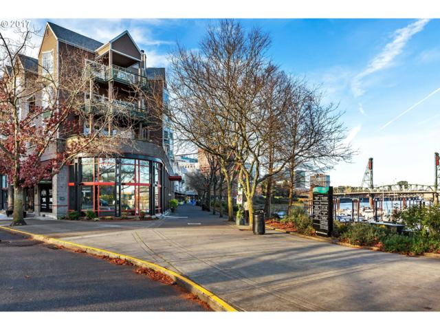 305 SW Montgomery St #308, Portland, OR 97201 (MLS #18057824) :: Next Home Realty Connection