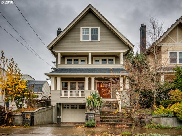 2416 NE 27TH Ave, Portland, OR 97212 (MLS #18057921) :: Hatch Homes Group