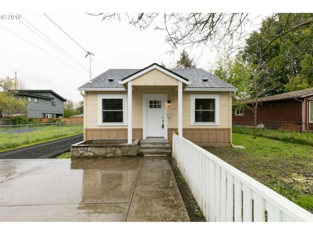 10224 N Tioga Ave, Portland, OR 97203 (MLS #18058244) :: The Dale Chumbley Group