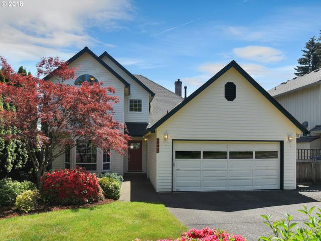 9532 SW Sattler St, Tigard, OR 97224 (MLS #18058958) :: The Sadle Home Selling Team