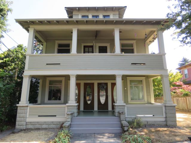 3628 SE Milwaukie Ave, Portland, OR 97202 (MLS #18059078) :: Harpole Homes Oregon