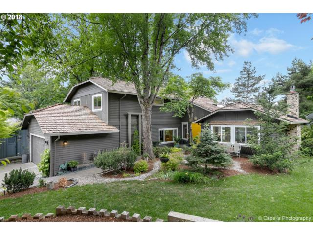 2830 SW Raleighview Dr, Portland, OR 97225 (MLS #18059133) :: Next Home Realty Connection