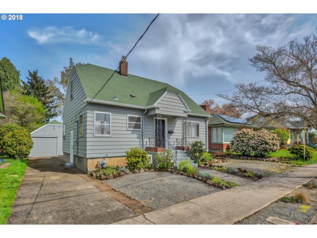 5035 SE Steele St, Portland, OR 97206 (MLS #18059647) :: The Dale Chumbley Group