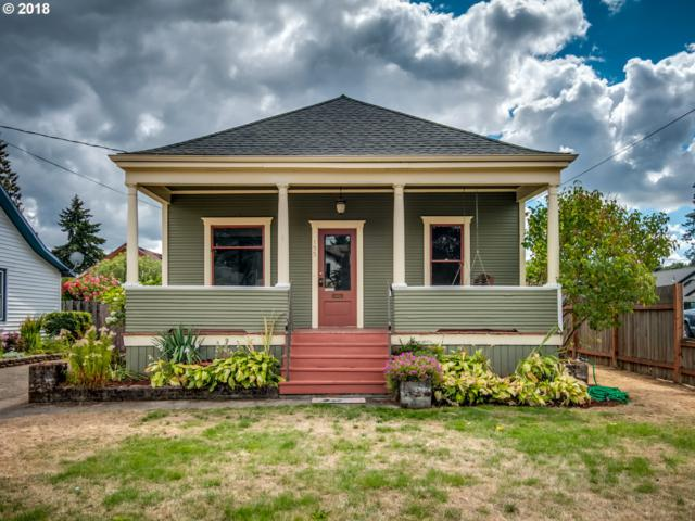155 W Dartmouth St, Gladstone, OR 97027 (MLS #18060140) :: McKillion Real Estate Group