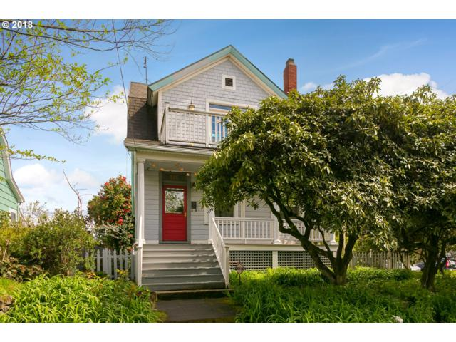 108 NE 24TH Ave, Portland, OR 97232 (MLS #18060365) :: Hatch Homes Group