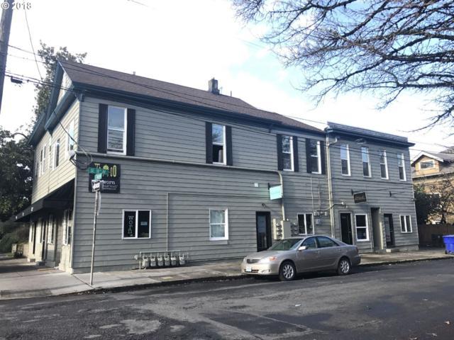 1733 SE Morrison St, Portland, OR 97214 (MLS #18060911) :: Hatch Homes Group