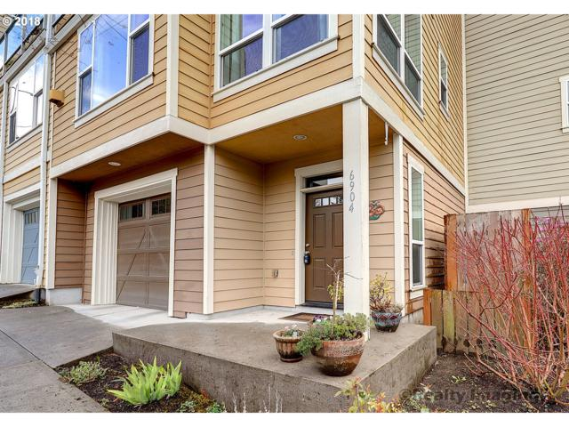 6904 N Charleston Ave, Portland, OR 97203 (MLS #18061009) :: The Dale Chumbley Group