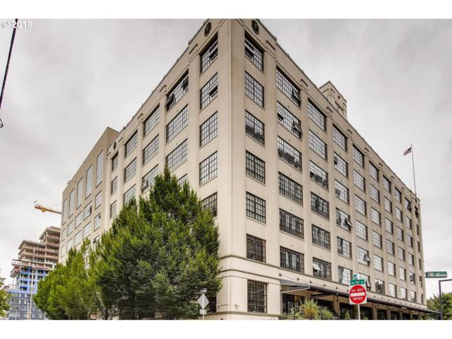 1400 NW Irving St #425, Portland, OR 97209 (MLS #18061753) :: R&R Properties of Eugene LLC