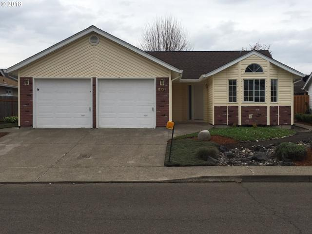 601 SE 6TH Pl, Canby, OR 97013 (MLS #18062029) :: Beltran Properties at Keller Williams Portland Premiere