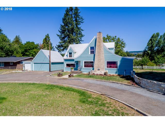 3248 Highway 20, Sweet Home, OR 97386 (MLS #18062170) :: Hatch Homes Group