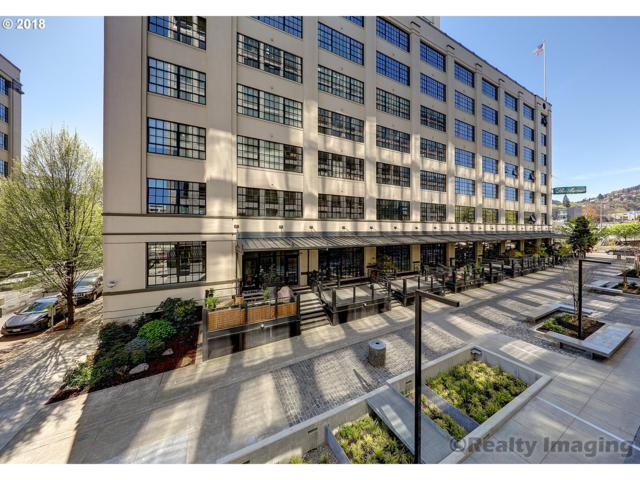 1400 NW Irving St #326, Portland, OR 97209 (MLS #18062335) :: Portland Lifestyle Team