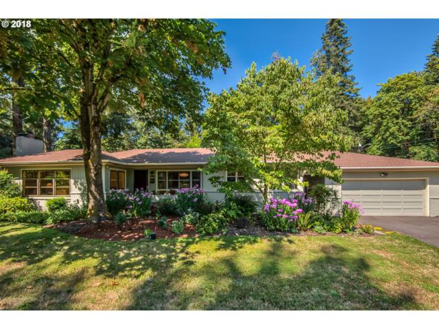 319 SW Ridge Dr, Portland, OR 97219 (MLS #18062893) :: Next Home Realty Connection