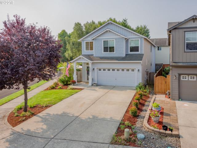 4025 NE 93RD St, Vancouver, WA 98665 (MLS #18063028) :: McKillion Real Estate Group