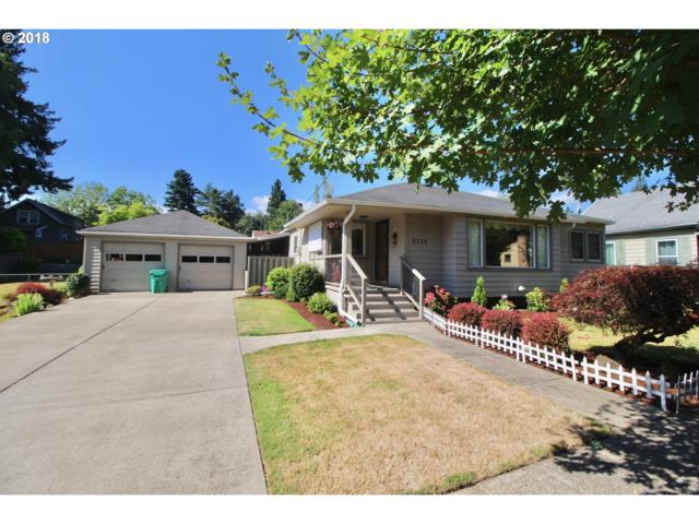 8336 N Swenson St, Portland, OR 97203 (MLS #18063563) :: Next Home Realty Connection