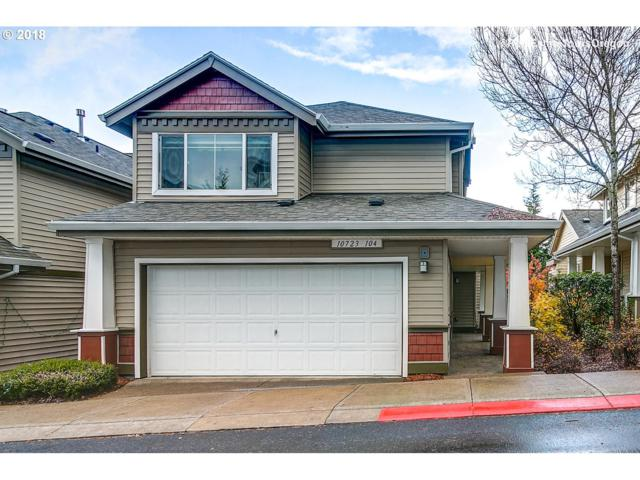 10723 SW Canterbury Ln #104, Tigard, OR 97224 (MLS #18063765) :: Townsend Jarvis Group Real Estate