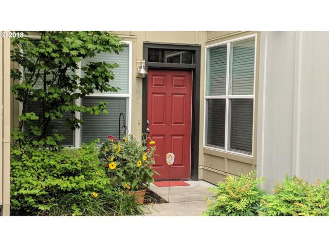 2004 NE Cadbury Ave #105, Beaverton, OR 97006 (MLS #18064145) :: Hatch Homes Group