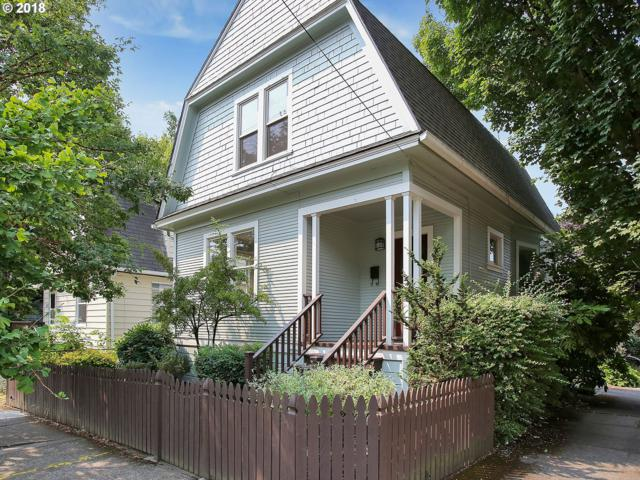 601 SE 20TH Ave, Portland, OR 97214 (MLS #18065161) :: The Dale Chumbley Group