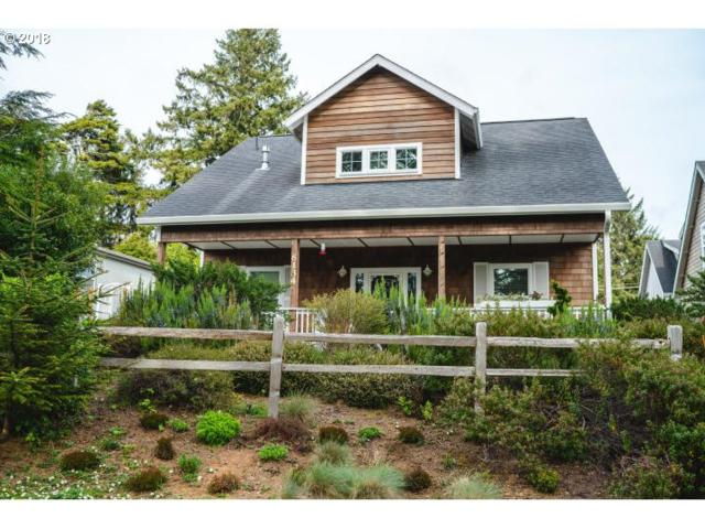 6134 Spruce Ave, Depoe Bay, OR 97341 (MLS #18065457) :: The Liu Group