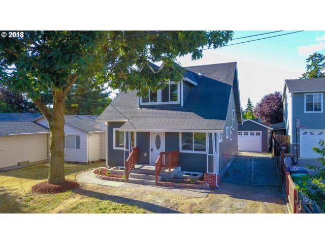 8105 SE Francis St, Portland, OR 97206 (MLS #18065710) :: Premiere Property Group LLC