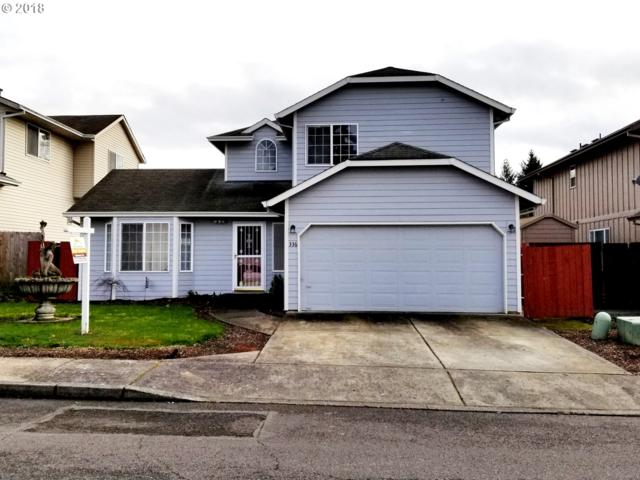 336 NE 132ND Ct, Portland, OR 97230 (MLS #18066166) :: McKillion Real Estate Group
