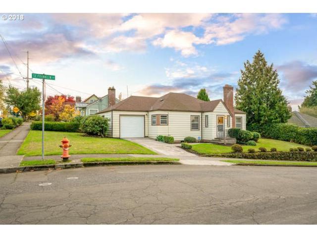 4206 SE Franklin St, Portland, OR 97206 (MLS #18066315) :: Fox Real Estate Group