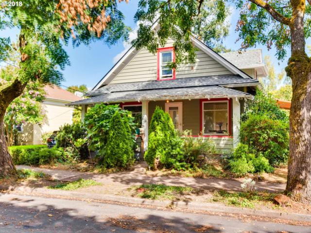 815 SE Bidwell St, Portland, OR 97202 (MLS #18066824) :: The Sadle Home Selling Team