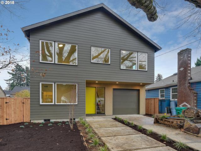 4810 NE 40TH Ave, Portland, OR 97211 (MLS #18067507) :: The Sadle Home Selling Team