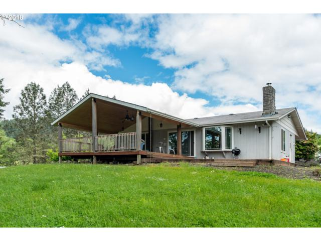 9450 Bullock Rd, Oakland, OR 97462 (MLS #18067551) :: Keller Williams Realty Umpqua Valley