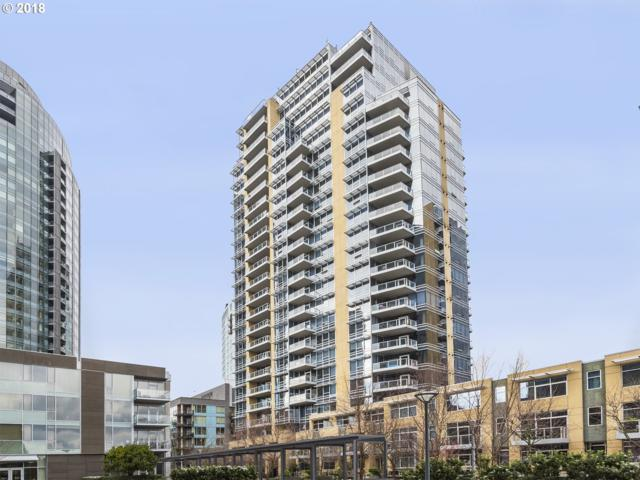 3570 SW River Pkwy #403, Portland, OR 97239 (MLS #18068149) :: Song Real Estate