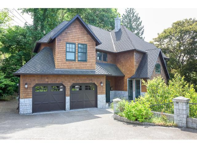 2731 SW Greenway Ave, Portland, OR 97201 (MLS #18068223) :: Next Home Realty Connection