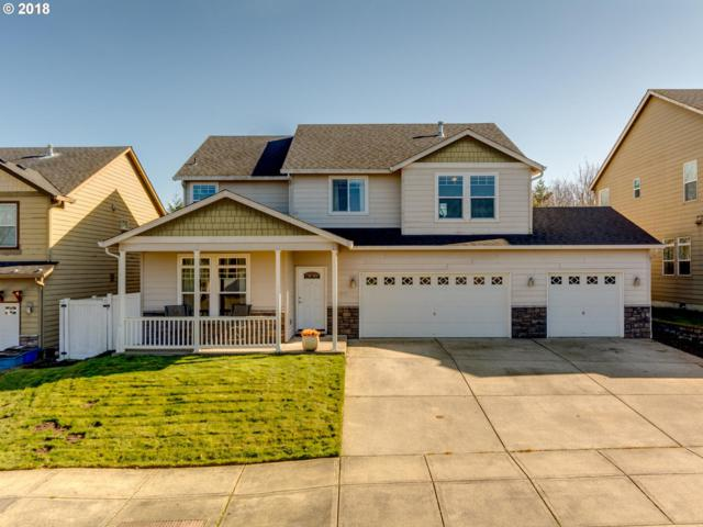 1606 N Heron Dr, Ridgefield, WA 98642 (MLS #18068526) :: Next Home Realty Connection