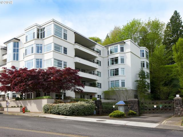 2445 NW Westover Rd #214, Portland, OR 97210 (MLS #18068555) :: The Sadle Home Selling Team