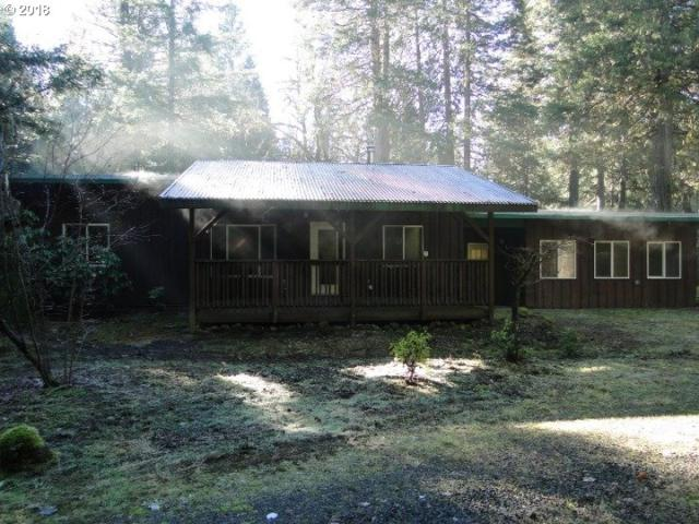 91950 Mill Creek Rd, Blue River, OR 97413 (MLS #18068630) :: Harpole Homes Oregon